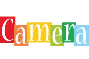 Camera colors logo
