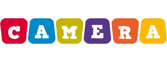 Camera kiddo logo