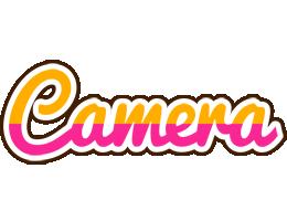 Camera smoothie logo