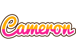 Cameron smoothie logo