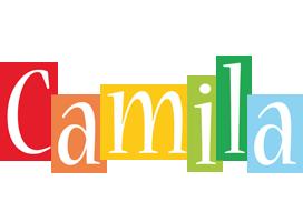 Camila colors logo