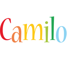 Camilo birthday logo