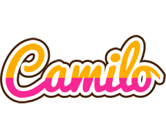 Camilo smoothie logo