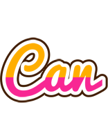 Can smoothie logo