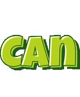Can summer logo