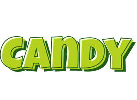 Candy summer logo