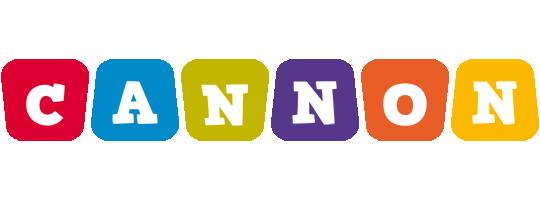 Cannon kiddo logo