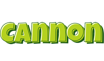 Cannon summer logo