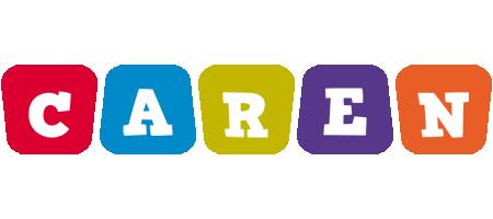 Caren kiddo logo