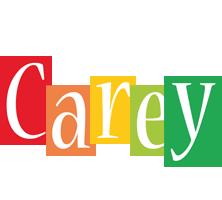 Carey colors logo