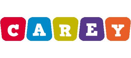 Carey kiddo logo