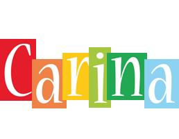 Carina colors logo