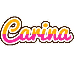 Carina smoothie logo