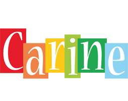Carine colors logo