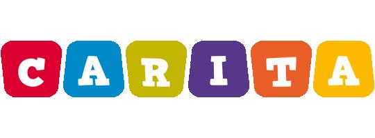 Carita kiddo logo