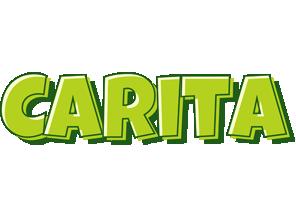 Carita summer logo