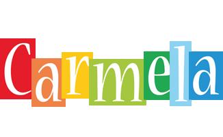 Carmela colors logo