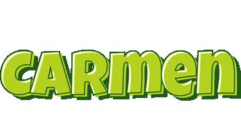 Carmen summer logo
