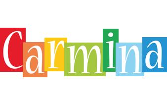 Carmina colors logo