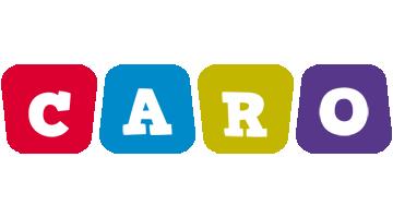 Caro kiddo logo