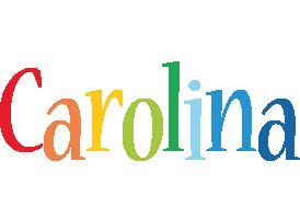 Carolina birthday logo