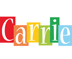 Carrie colors logo
