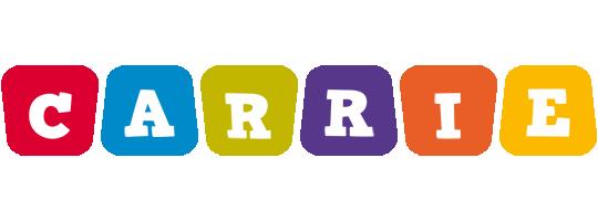 Carrie kiddo logo
