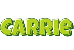 Carrie summer logo