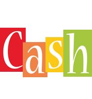 Cash colors logo