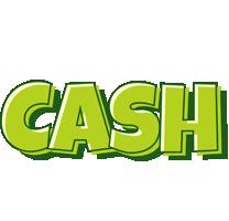 Cash summer logo