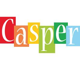 Casper colors logo