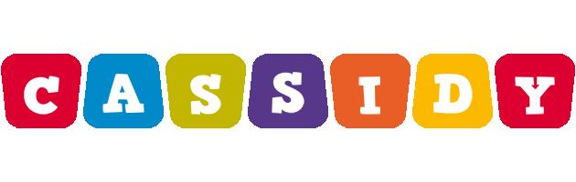 Cassidy kiddo logo