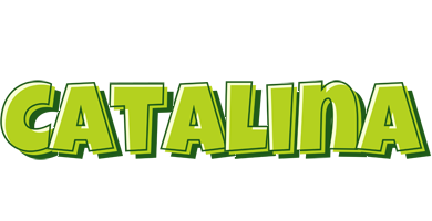 Catalina summer logo