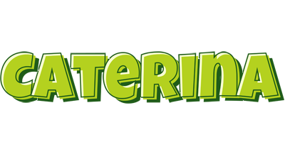 Caterina summer logo