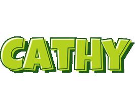 Cathy summer logo
