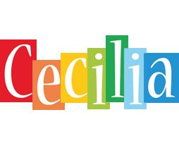 Cecilia colors logo