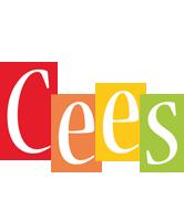 Cees colors logo