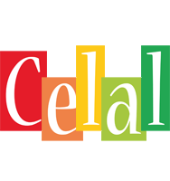 Celal colors logo