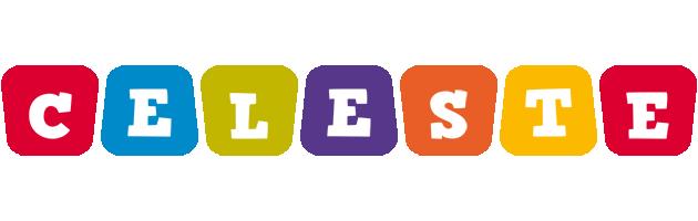 Celeste kiddo logo