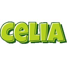 Celia summer logo