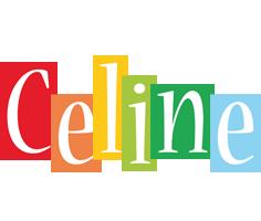 Celine colors logo