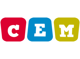 Cem kiddo logo