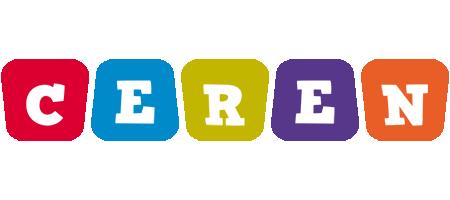 Ceren kiddo logo