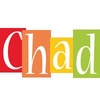 Chad colors logo