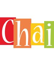 Chai colors logo