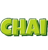 Chai summer logo