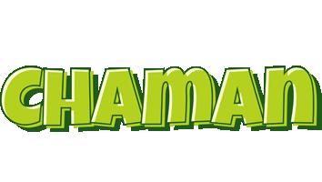 Chaman summer logo