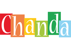 Chanda colors logo