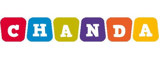 Chanda kiddo logo