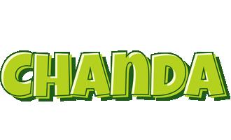 Chanda summer logo